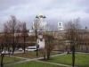 Псков. Троицкий собор и Ольгинская часовня.